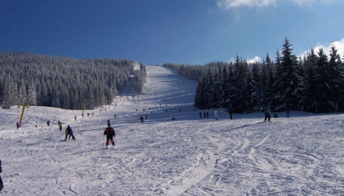 Pârtii de schi din Apuseni