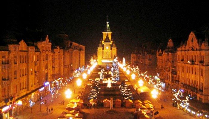 Despre orasul Timisoara