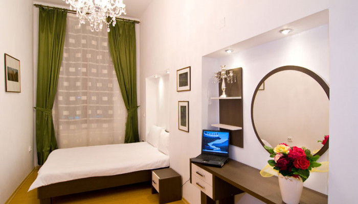 Clenții apartamentelor de lux închiriate în regim hotelier pot îmbina lejer utilul cu plăcutul