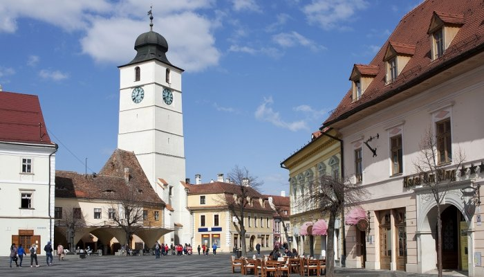 Opțiuni de transport în Sibiu