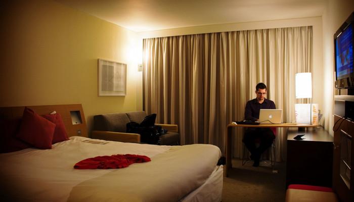 Ce apreciază oamenii de afaceri la o unitate de cazare atunci când călătoresc?