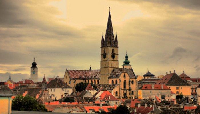 O zi în Sibiu