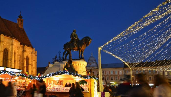3 motive să vizitezi Clujul în decembrie