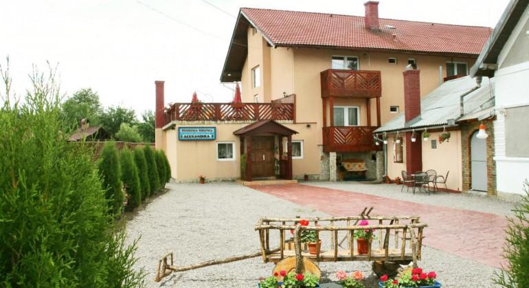 Hotel Alexandra Vatra Moldovitei