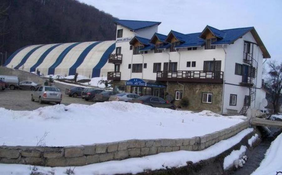 Hotel All Times Timisu de Jos