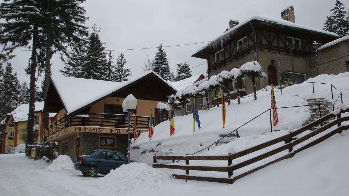 Vila  Balbi Sinaia