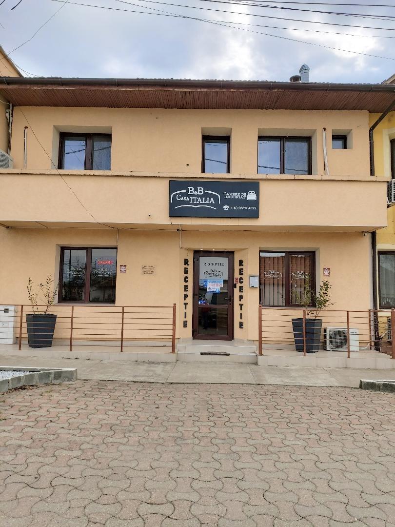 Pensiunea B&B Casa Italia Timisoara