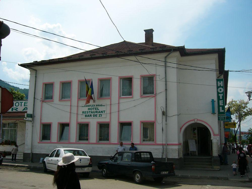 Hotel Brad Viseu de Sus