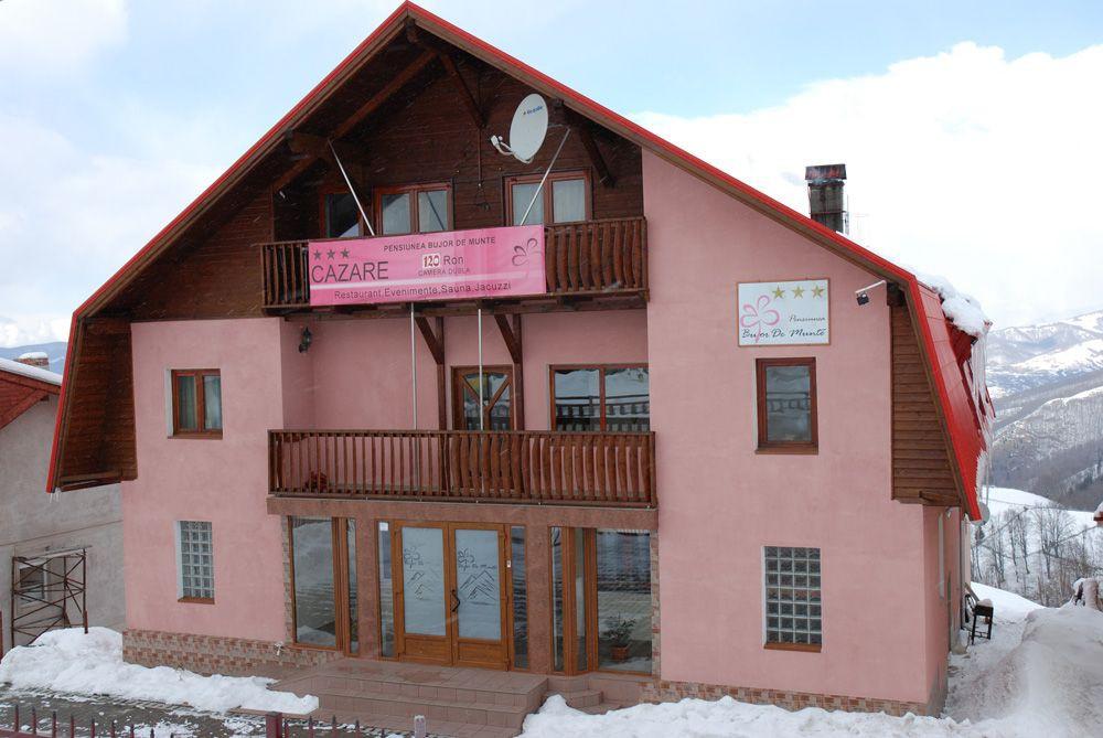 Pensiunea Bujor de Munte Petrosani