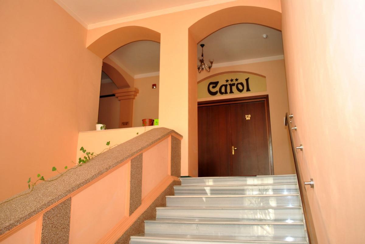Hotel Carol Vatra Dornei