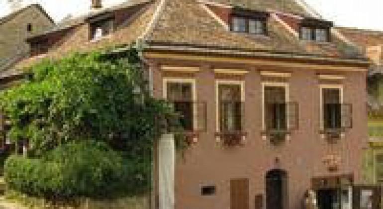 Pensiunea Casa Baroca Sighisoara