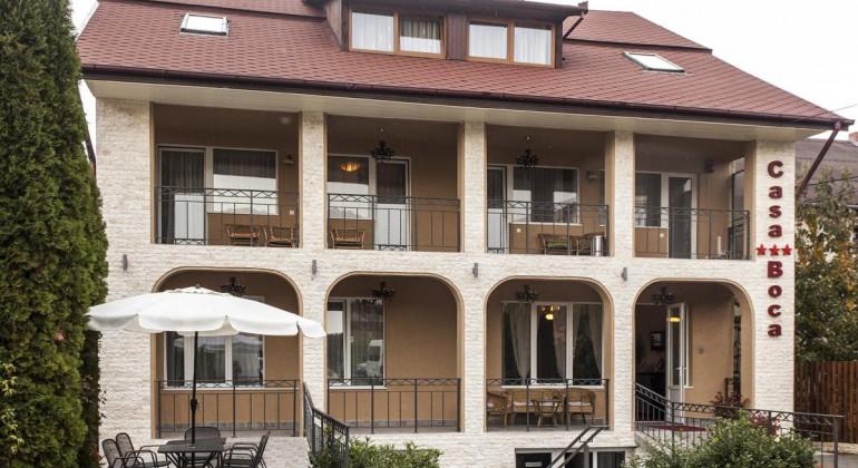 Pensiunea Casa Boca Cluj-Napoca