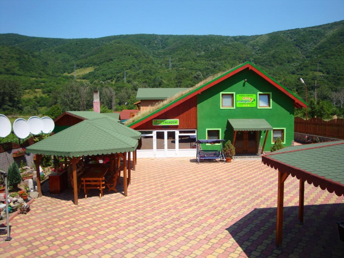 Pensiunea Casa Ecologica Baile Herculane