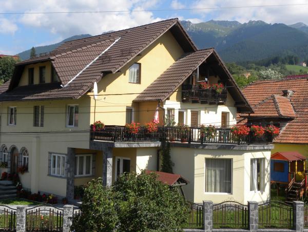 Pensiunea Casa Enescu Bran