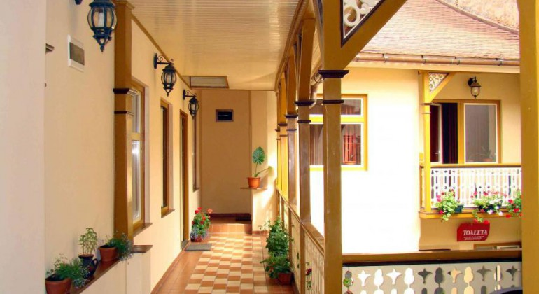 Pensiunea Casa Frieda Sibiu