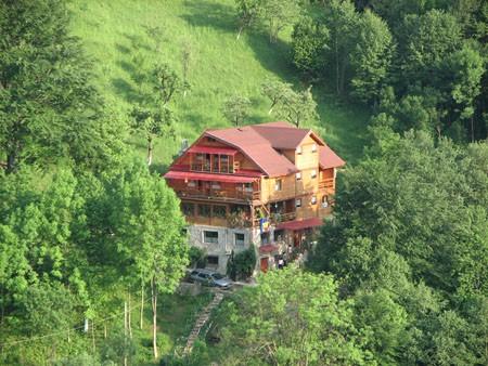 Pensiunea Casa Lucia Moroeni