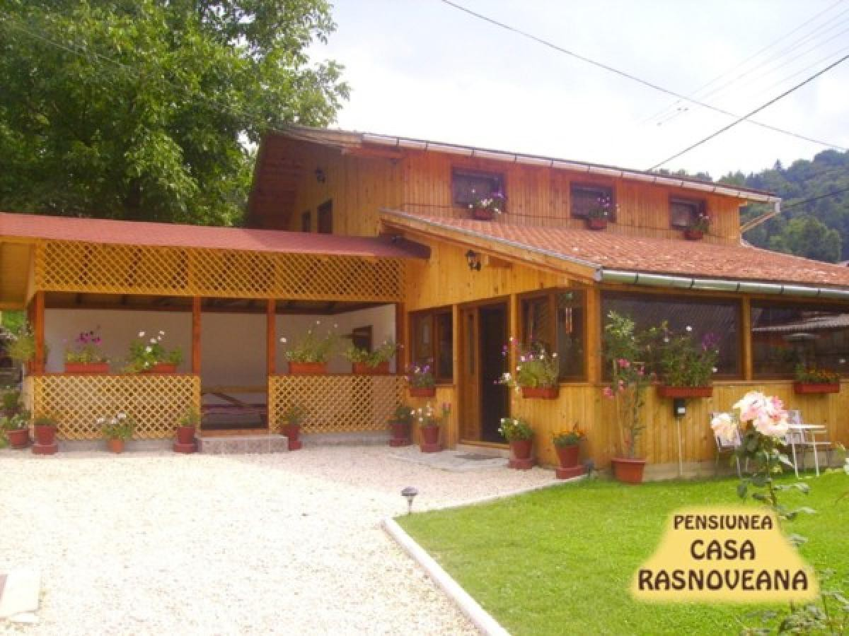 Pensiunea Casa Rasnoveana Rasnov