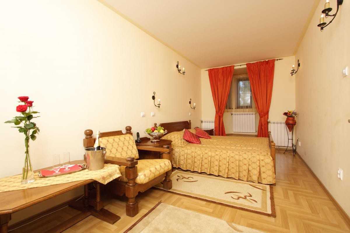 Hotel Castel Dracula Bistrita