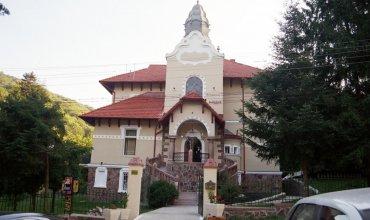 Vila  Club Castel Moneasa