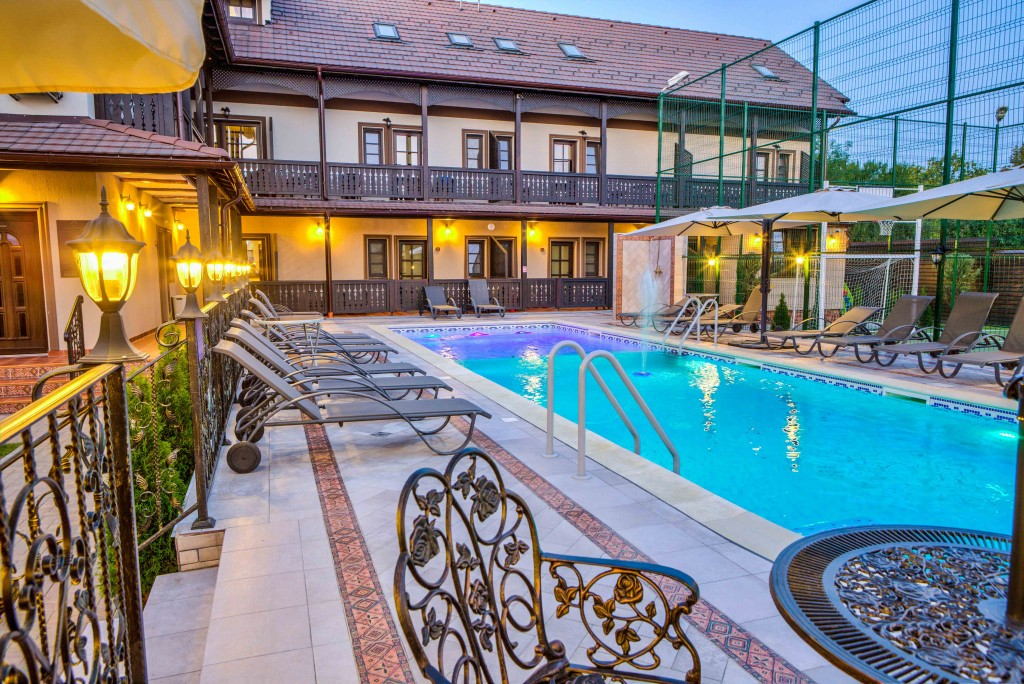 Complex Turistic Conacul Ambient Brasov