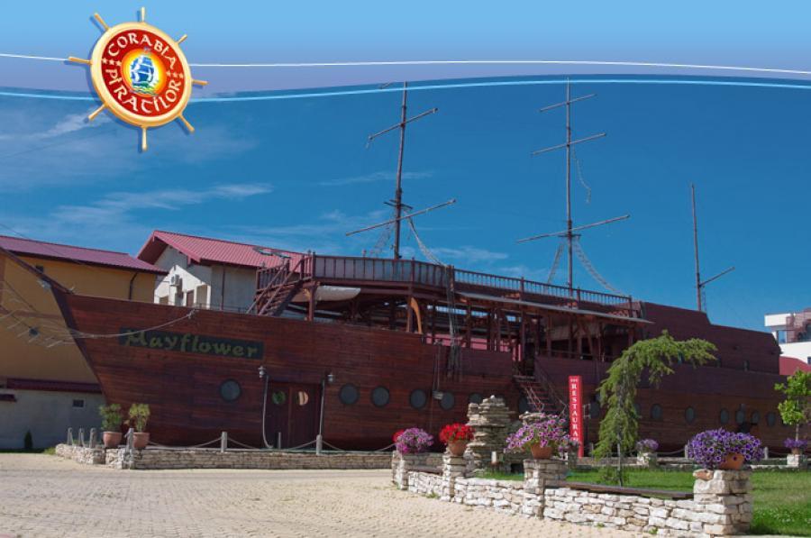 Hotel Corabia Piratilor Constanta