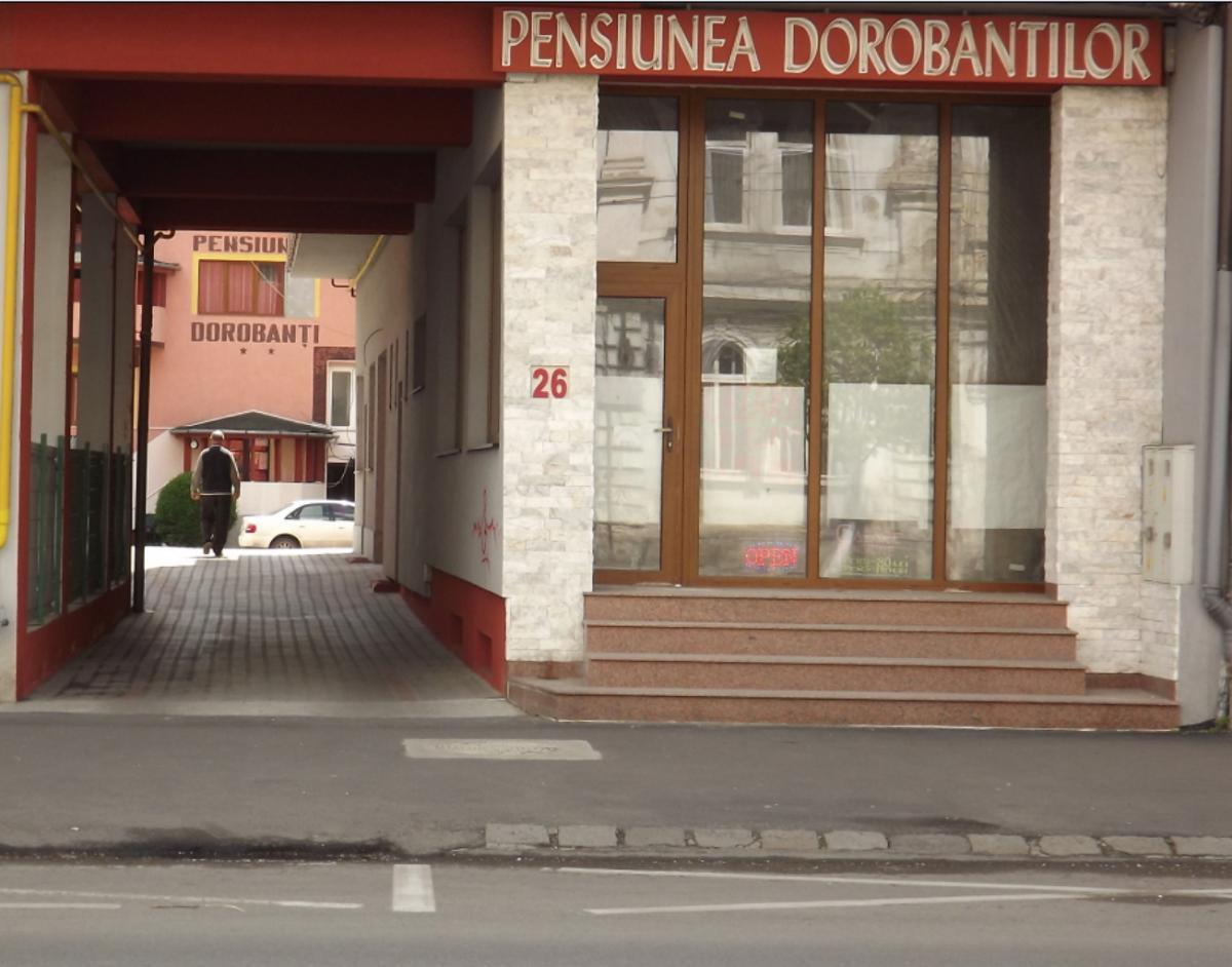 Pensiunea Dorobantilor Cluj-Napoca