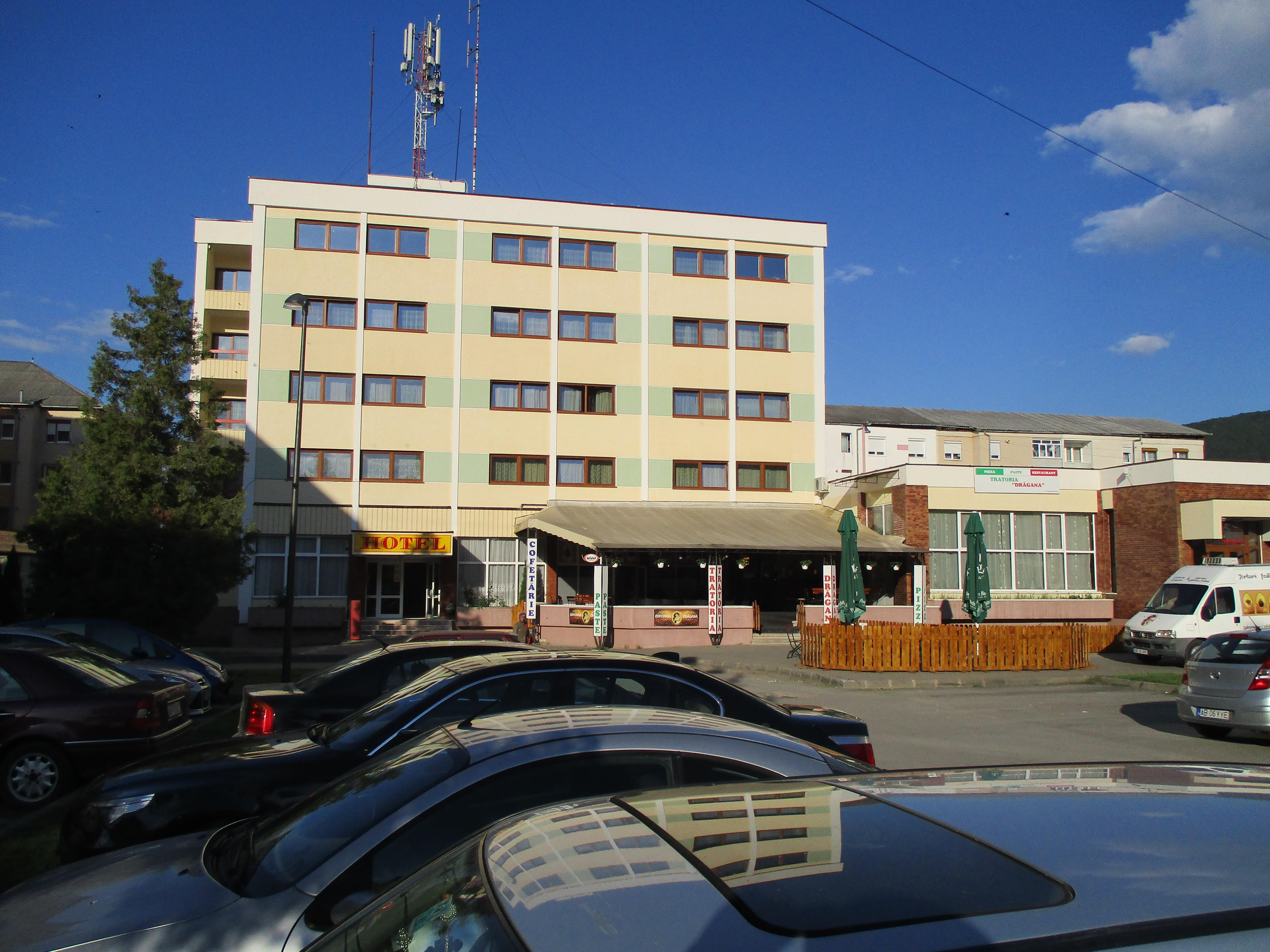 Hotel Dragana Cugir