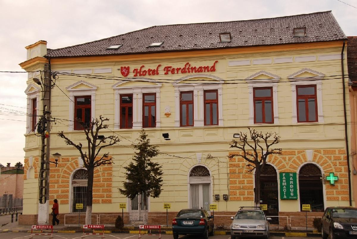 Pensiunea Ferdinand Hateg