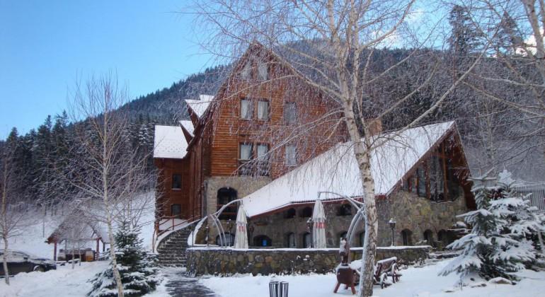 Hotel Fortuna Baile Tusnad
