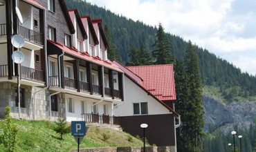 Hotel Iasicon Lacu Rosu