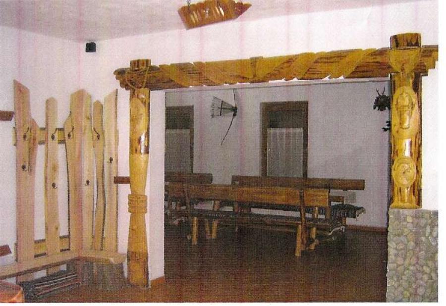 Cabana Izvorul lui Dragos Borsa