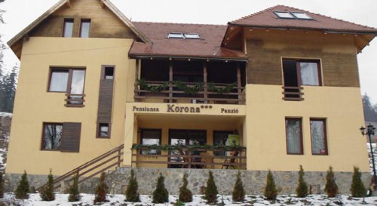 Pensiunea Korona  Borsec