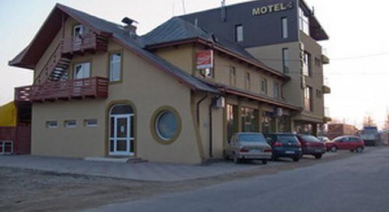 Motel La Vatra Radauti