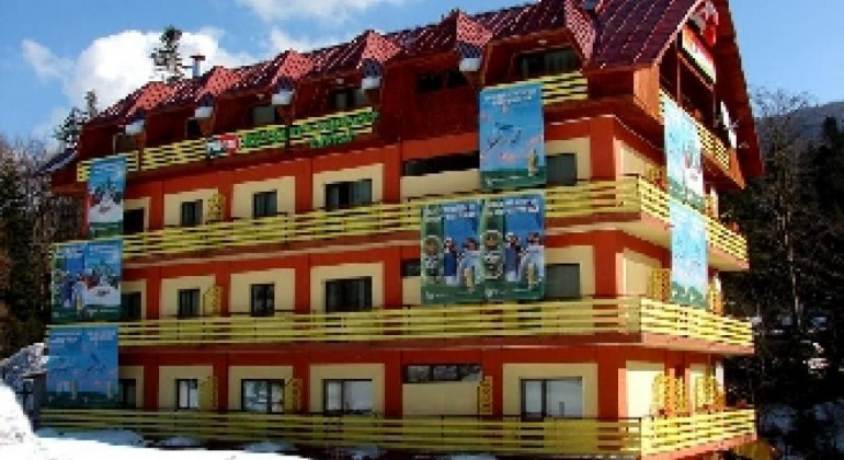 Hotel Larisa Azuga