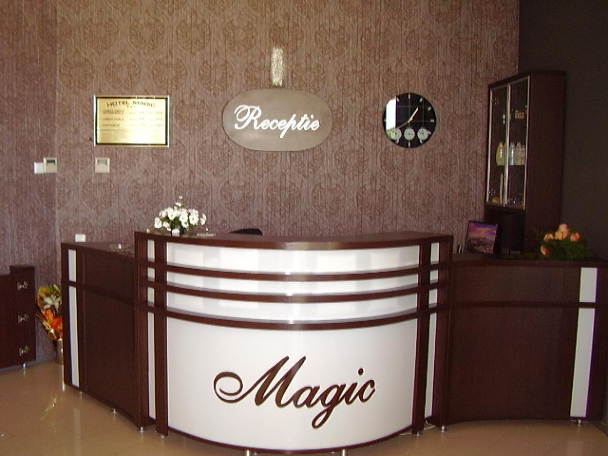 Hotel Magic Trivale Pitesti