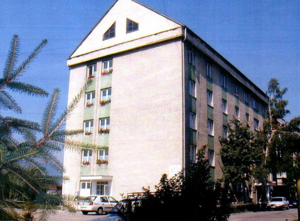 Hotel Merkur Miercurea-Ciuc
