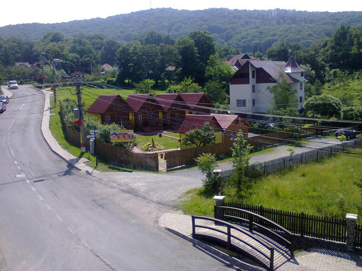 Vila  Paula Sovata