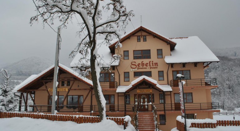 Pensiunea Sebelin Praid