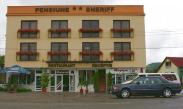 Pensiunea Sheriff Bistrita