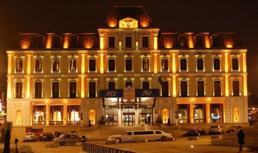 Hotel Traian Iasi