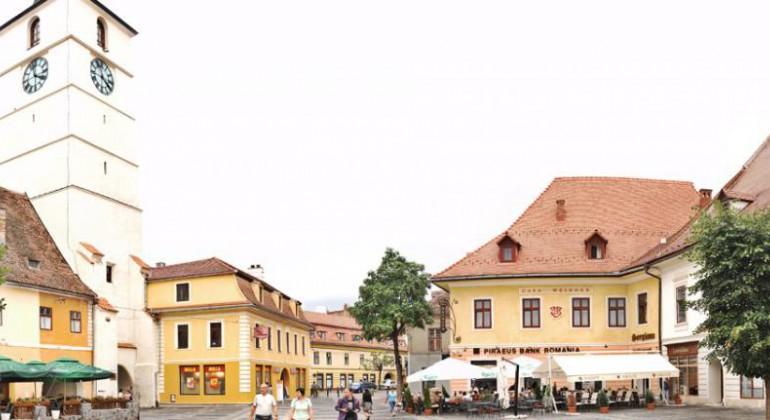 Vila  Weidner Sibiu