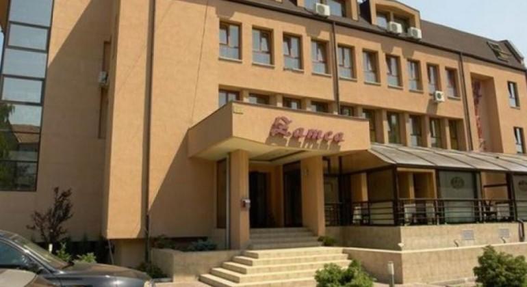 Hotel Zamca Suceava
