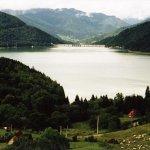 Barajul Bicaz (Lacul Izvorul Muntelui) din județul Neamț