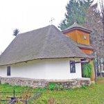 Biserica de lemn  Cuvioasa Paraschiva - Pitesti - judetul Arges