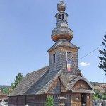 Biserica de lemn din Târgu Mureș