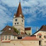 Biserica Fortificata din Cisnadie - Sibiu