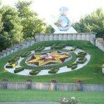 Ceasul floral din Timișoara – județul Timiș