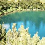 Lacul Șureanu din Masivul Șureanu