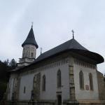 Mănăstirea Bistrița din satul Bistrița - județul Neamț