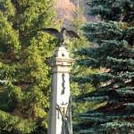 Monumentul eroilor Războiului de Independență Azuga